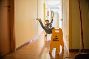 What Is Needed for a Successful Slip and Fall Injury Claim?