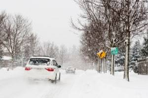 Four Tips for Reducing Roadway Collision Risk this Winter Season