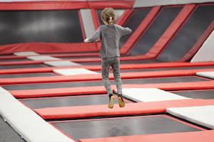 DuPage County premises liability lawyer trampoline park injury
